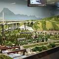 模型鉄道パノラマ 012