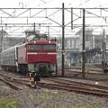 415系1500番台K544編成 KY入場配給 (1)