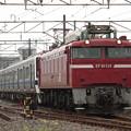 415系1500番台K544編成 KY入場配給 (11)