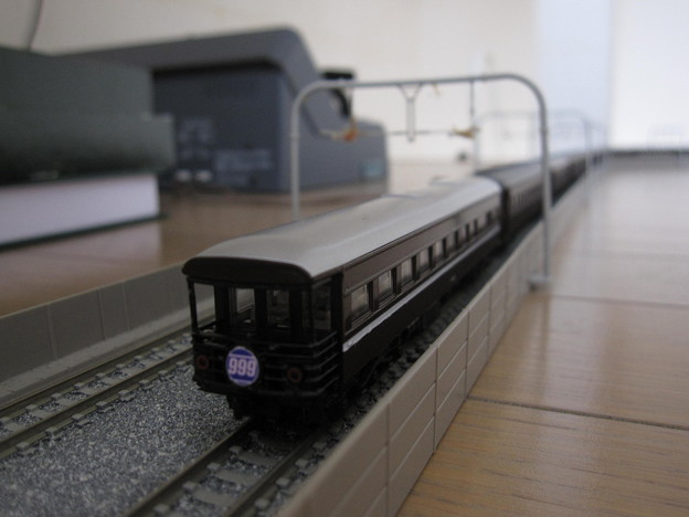 Nゲージ 銀河鉄道999 客車