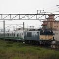 Photos: E233系7000番台ハエ110編成 配給回送 (12)