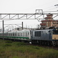 Photos: E233系7000番台ハエ110編成 配給回送 (14)