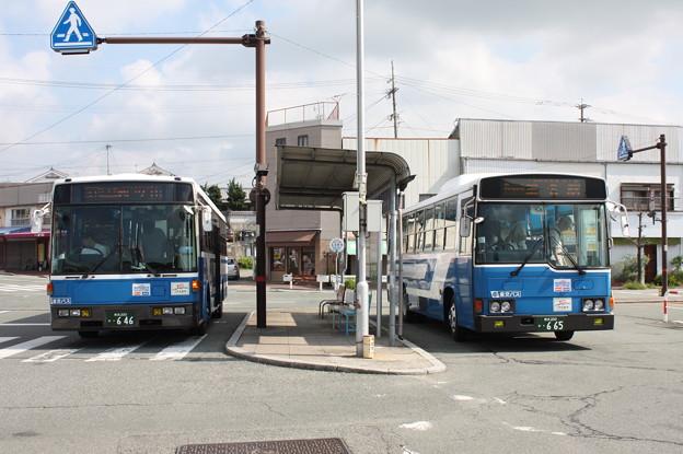 九州産交バス 739&665