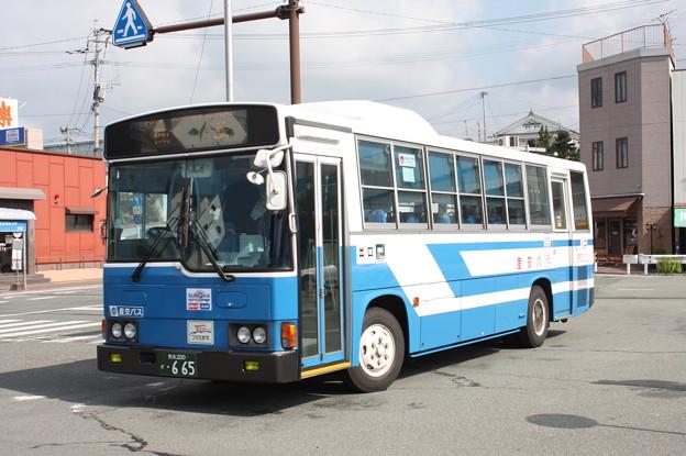 九州産交バス 665号車