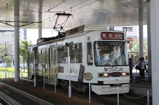 熊本市交通局9200形9204
