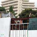 Photos: 撤去作業が始まった東急東横線の線路 (1)