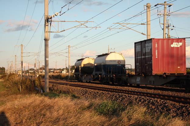 2094レ コンテナ列車 連続写真 (55)