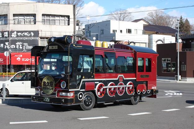 大子町観光SLバス - 写真共有サイト「フォト蔵」