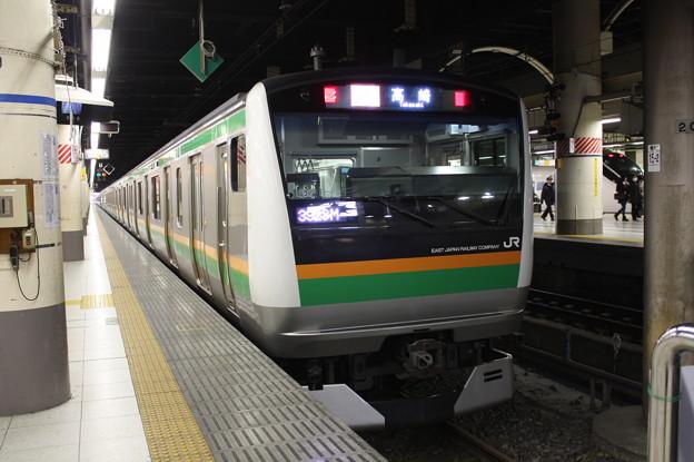 E233系 高崎線 快速アーバン