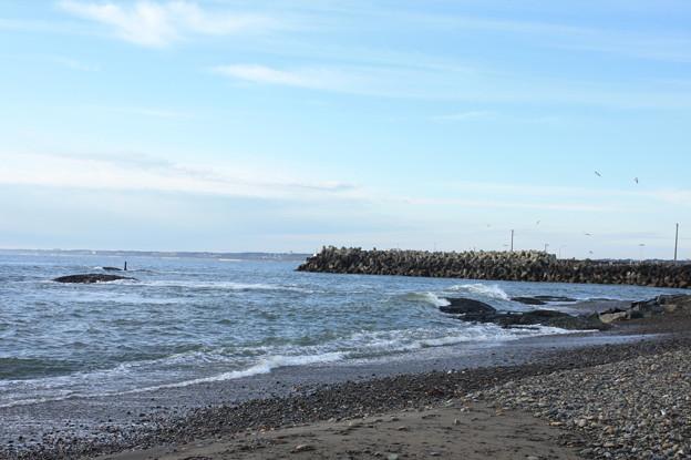 大洗の海 IMG_57893