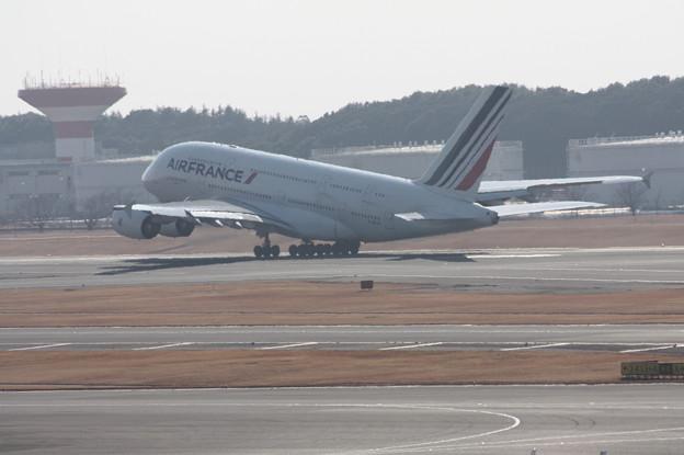 エールフランス エアバスA380