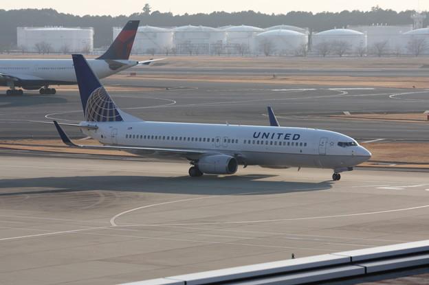 ユナイテッド航空 ボーイング737-800