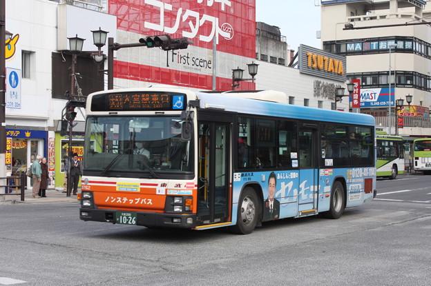 東武バス 9762号車