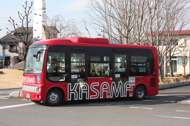 笠間観光周遊バス