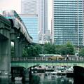 東京モノレール・浜松町~天王洲アイル間