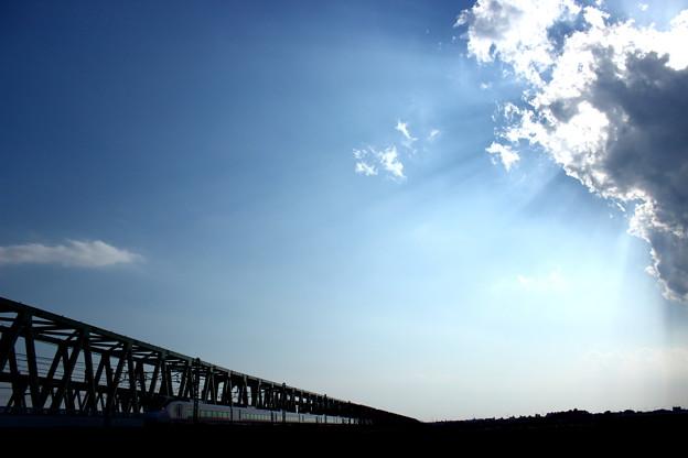 Photos: 常磐線・利根川橋梁