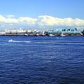 大桟橋~横浜港