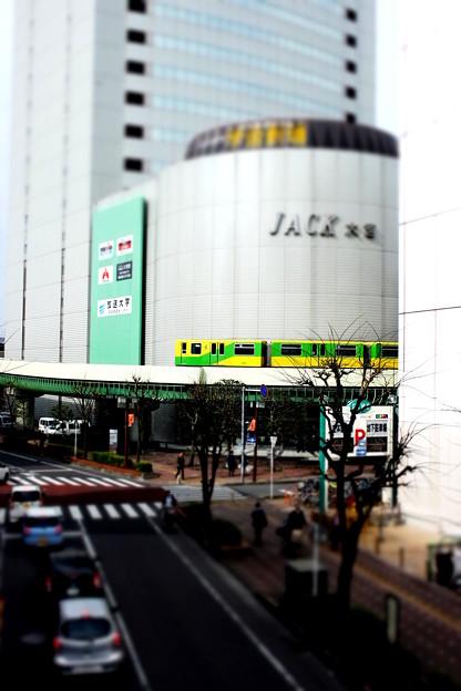 ニューシャトル・大宮駅