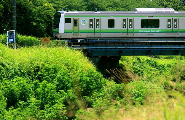横浜線・新横浜~小机