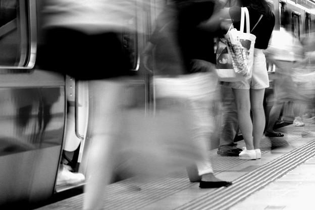 りんかい線・東京テレポート駅