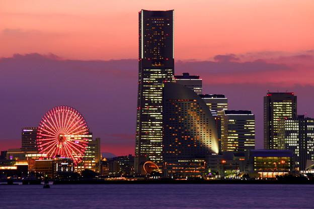 Photos: 横浜ロジスティックスパーク~みなとみらい