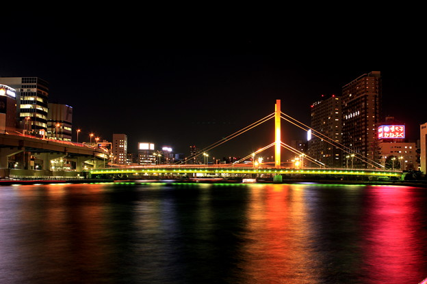 Photos: 隅田川・新大橋
