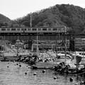 Photos: 漁港電車