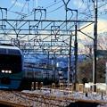 富士山電車(踊り子バージョン)