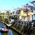 Photos: 水郷の街並み