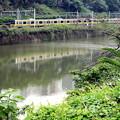Photos: お濠電車
