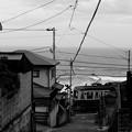どんより江ノ電