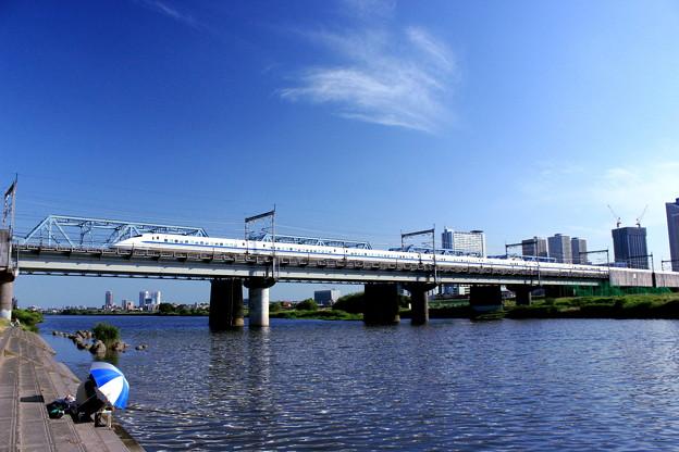 なんとなく新幹線