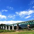 Photos: 青空電車(中央線バージョン)