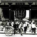 Photos: アサクサ・リキシャマン With 雷門