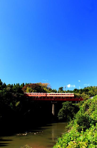 Photos: 青空列車~いすみ鉄道バージョン~