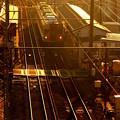 都会の小駅