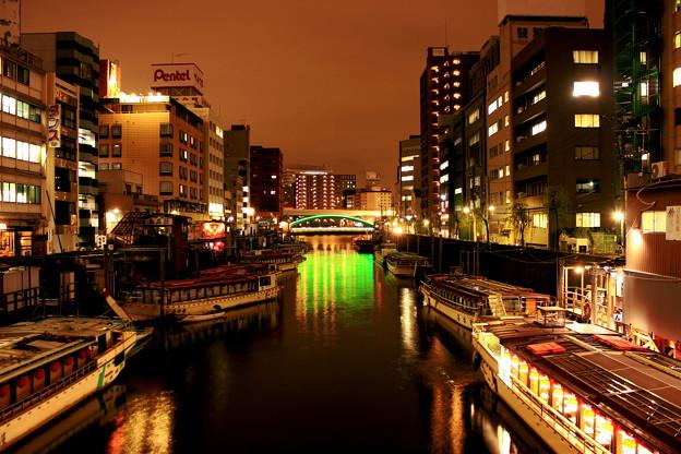 神田川の夜