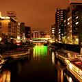 Photos: 神田川の夜