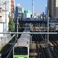 Photos: 山手線 VS スカイツリー