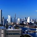 Yokohama City Blue