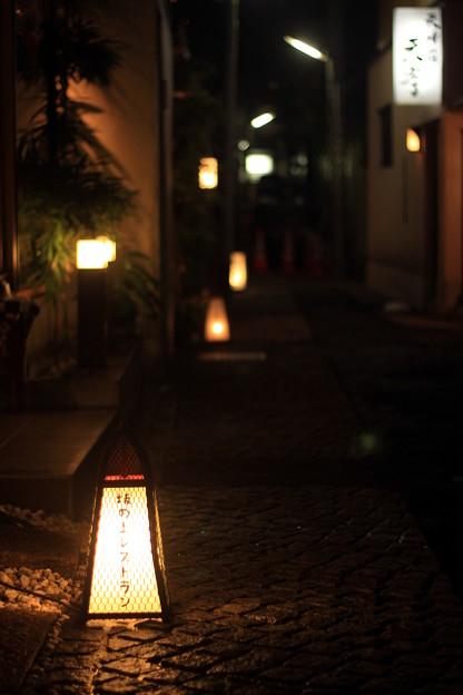 Photos: 神楽の夜