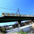 写真: きいろい電車