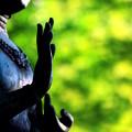 Photos: 祈りの手