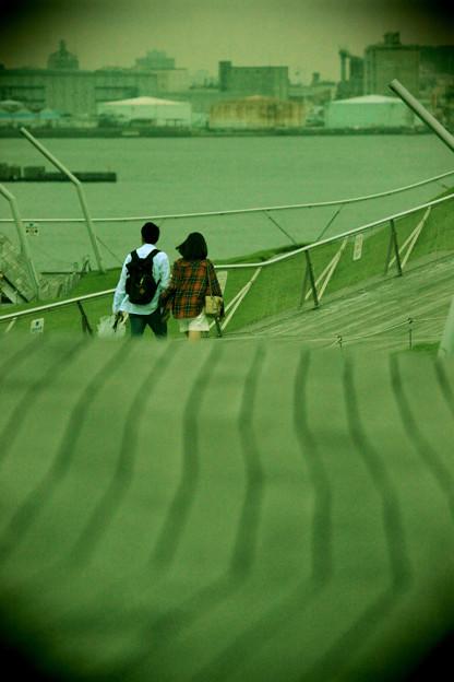 恋する桟橋
