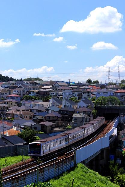 Photos: 青空地下鉄