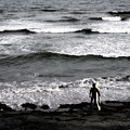 Photos: Lonely Surfer