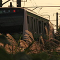 Photos: 夕暮れ横浜ライン