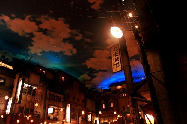 昭和の夕暮れ