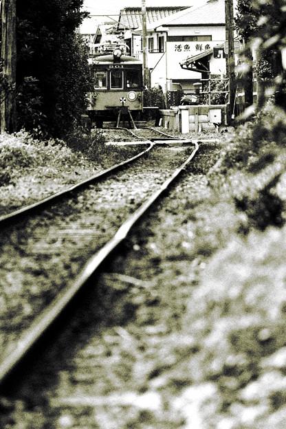 港町の終着駅