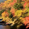 Photos: 色づく渓谷~御嶽バージョン~